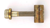 THOMSON Seatpost Replacement Bolt, Washer, Barrel Nut